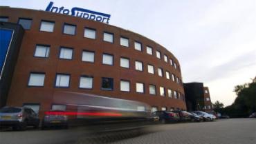 Logo InfoSupport Nederland